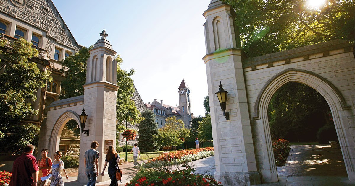 Office of Admissions: Indiana University Bloomington on application writing sample, business budget sample, salary slip sample, application resume sample, mla bibliography sample, application template, college application sample, report sample, application architecture sample, letters of recommendation sample, research proposal sample, thesis sample, case study sample, application paper sample, preliminary bibliography sample, reaction paper sample, blank check sample, business proposal sample,